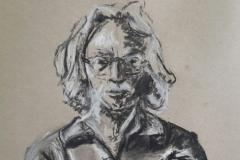 Studie Portret Paul Teunissen