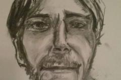 Studie schets van Erik Massier